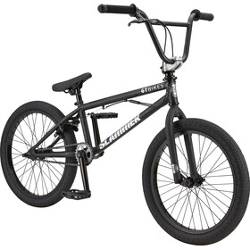 "GT Bicycles Slammer 20"" satin glossy black/silver"